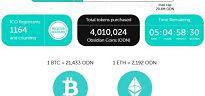 Криптовалюта Obsidian привлекла $750 тысяч в ходе ICO