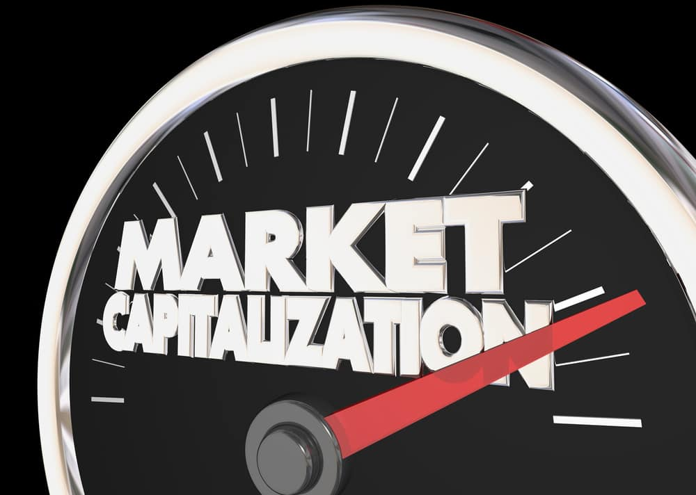 Рост рыночной капитализации криптовалют