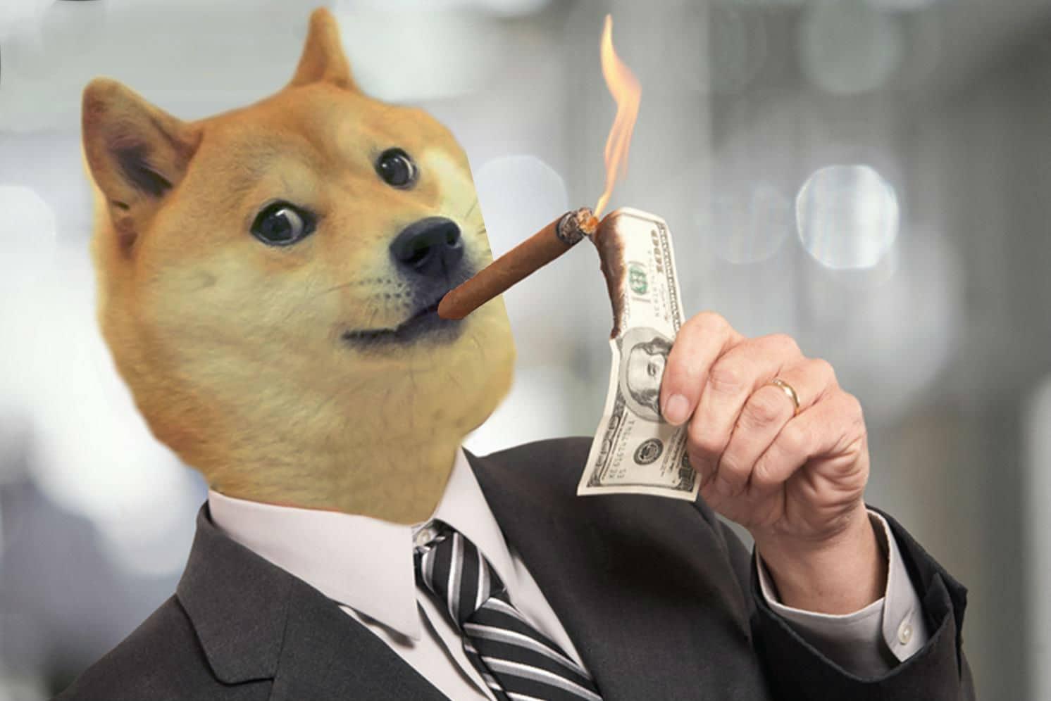 Краткая история Dogecoin