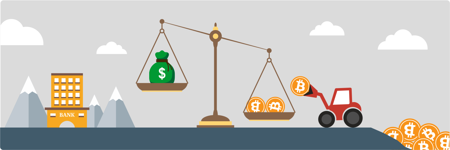 Принцип работы майнинга биткоинов