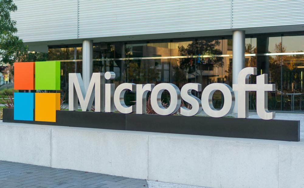 Microsoft и биткоин