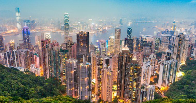 Гонконг криптовалюты