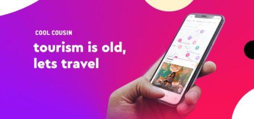 Cool Cousin — блокчейн решение для туризма