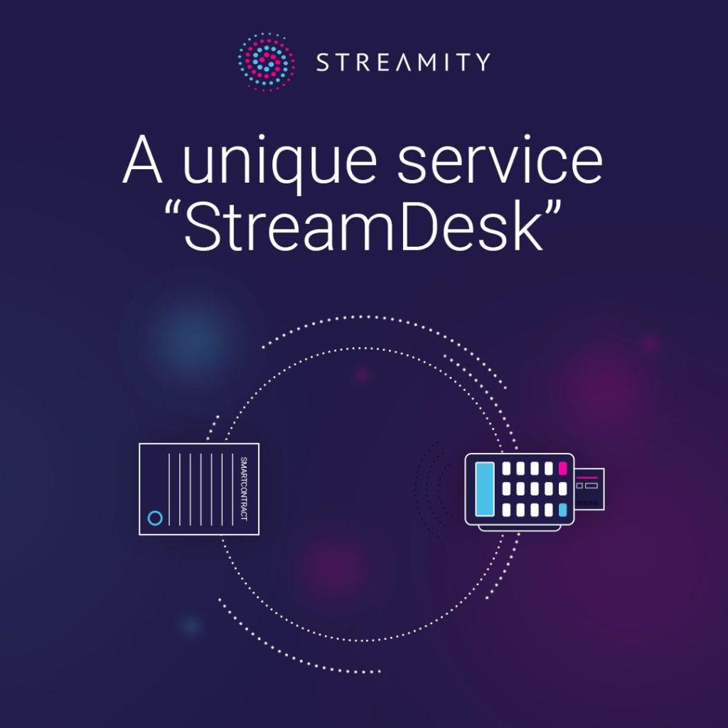 Продукт StreamDesk