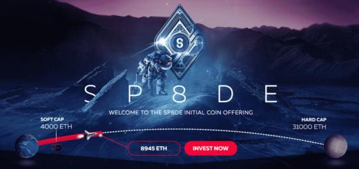 Sp8de — блокчейн платформа для азартных игр