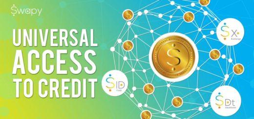 Swapy Network — децентрализованная кредитная сеть
