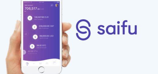Saifu — безопасный счет для фиатных и цифровых валют