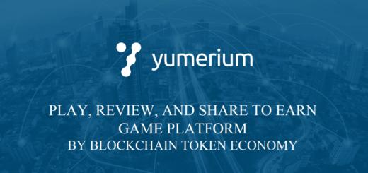 Yumerium ICO — токенизация игровой индустрии