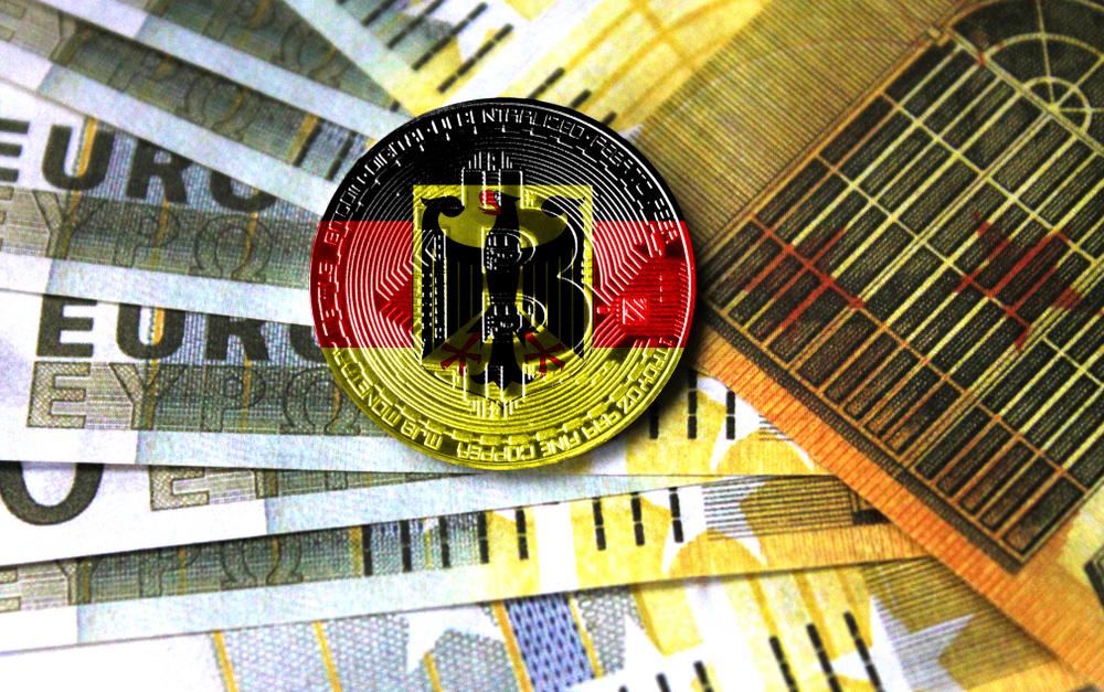 Немцы и криптовалюты