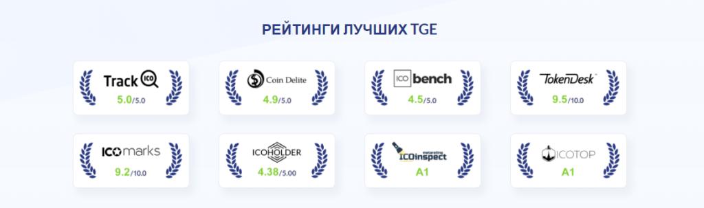 Elysian ICO рейтинг