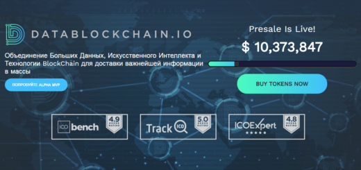 Datablockchain ICO — платформа для обработки данных на блокчейне