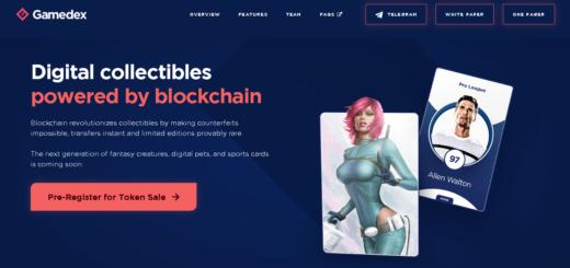 Блокчейн-стартап Gamedex привлек $800 000 инвестиций от Invictus Capital