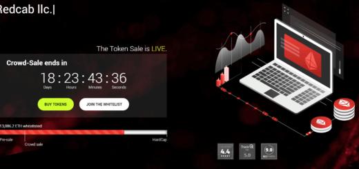 Обзор RedCab ICO — децентрализованная транспортная платформа