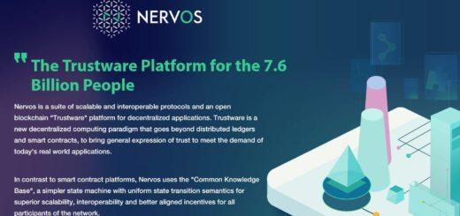 Блокчейн-стартап Nervos Network привлек $28 млн от Polychain и Sequoia China