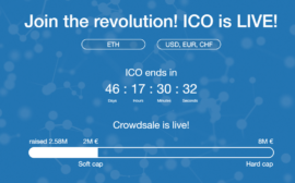 Pool of Stake ICO