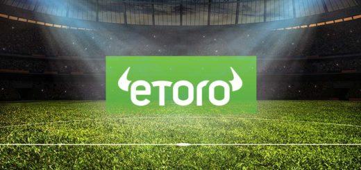 Платформа eToro объявила о партнерстве с семью английскими футбольными клубами