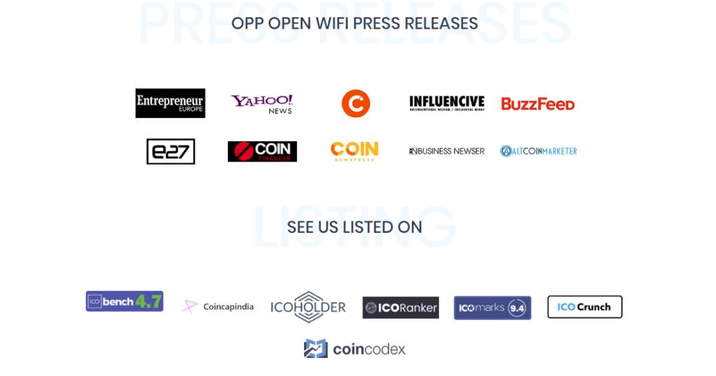 OPP Open Wi-Fi