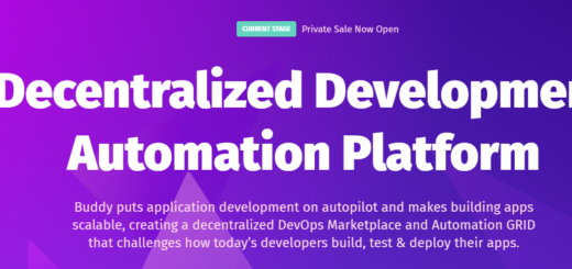 Обзор Buddy ICO — децентрализованная платформа автоматической разработки